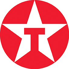 Texaco star RGB
